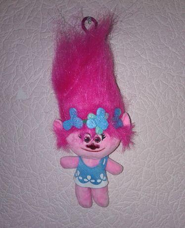 Мягкая игрушка принцесса Поппи тролли