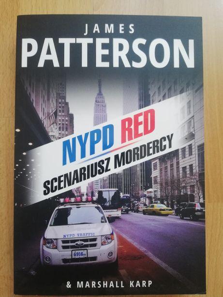 James Patterson 'Scenariusz mordercy'