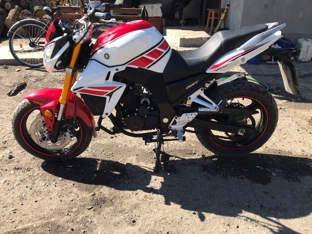 Мотоцикл viper 250cc