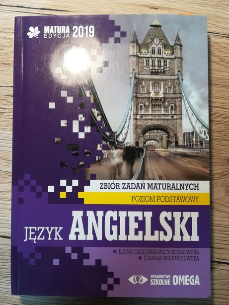 Zbiór zadań maturalnych J. Angielski