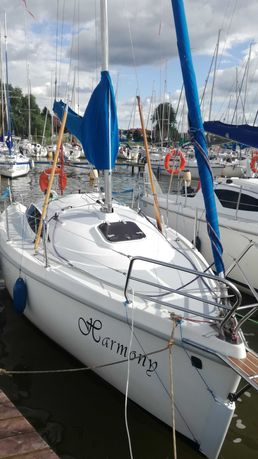 Czarter jachtu Sasanka 660, Iława