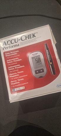 Glukometr firmy accu-chek