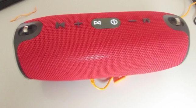Głośnik Bluetooth 20W + Radio MP3 TF MicroSD AUX USB MicroUSB