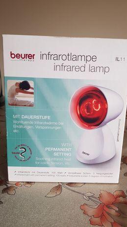 Sprzedam lampę na podczerwień Beurer
