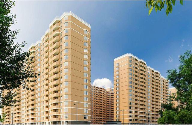 ЛФ-6 Однокомнатная квартира в новом доме от Стикона на Черемушках