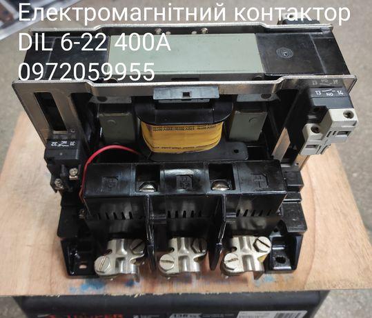Електромагнітний контактор Ganz KK 400A