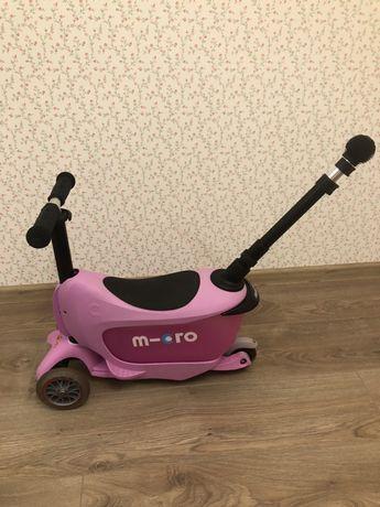 Самокат Micro mini 2 go Deluxe