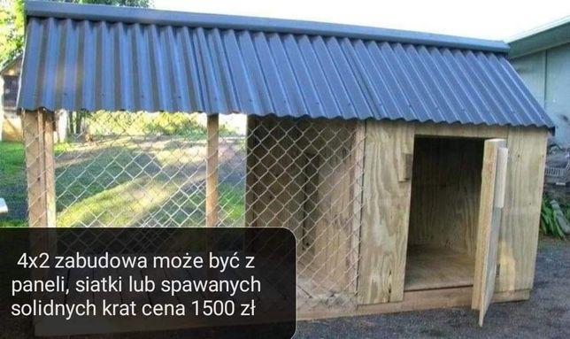 Pomieszczenie dla ptaków ozdobnych, kur, kotów, psow