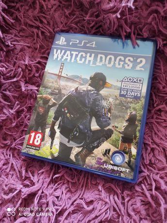 Игра на ps4 Watch_Dogs 2