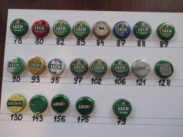 20% Taniej Wyprzedaż stare polskie kapsle od piwa Poznań cz.2