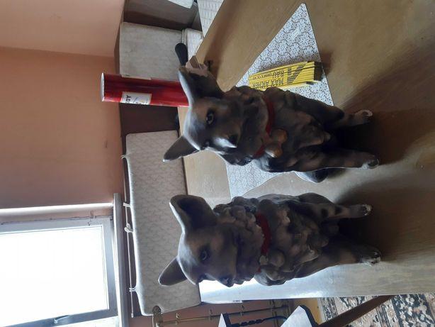 Sprzedam dwie figurki psy