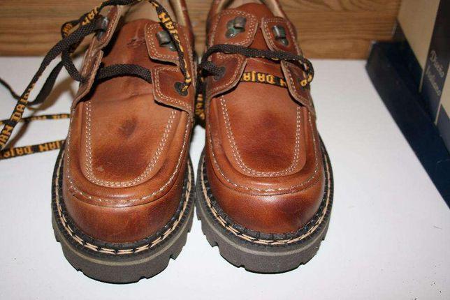 Półbuty buty skórzane rozmiar 39 Dajan Quo Vadis Nowe!