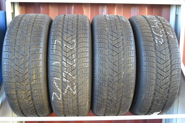 Opony Zimowe 235/60R17 106H Pirelli Scorpion Winter x4szt. nr. 2743z