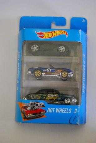 Ексклюзивний подарунковий набір машинки Hot Wheels 3