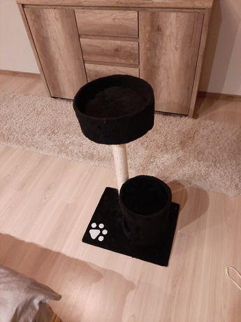 Drapak oraz leżanka dla kota