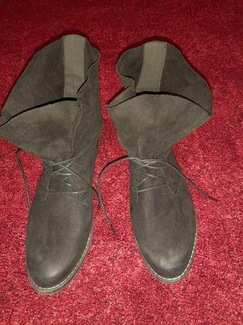 Ботинки женские 42 размера