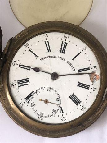 Zegarek kieszonkowy Universal Time Keeper Geneve