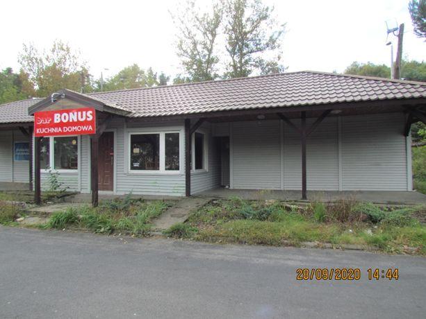 Bar gastronomiczny, przy trasie 91 koło Torunia , działka 5000m promo