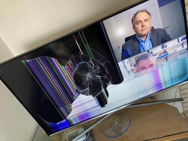 Samsung Smart Tv UE43J5500 43 cale (uszkodzona matryca)