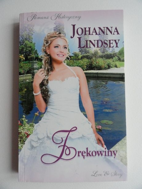 Johanna Lindsey - romanse historyczne do wyboru / bdb