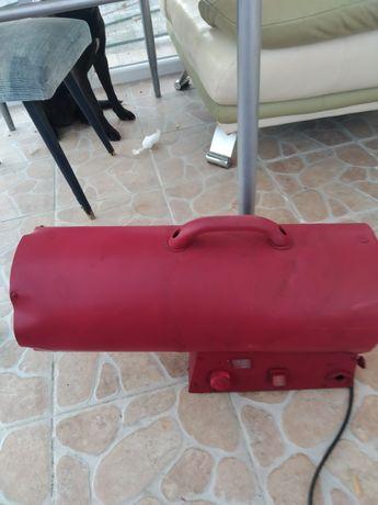 Nagrzewnica bagaż 30 kw z termostatem