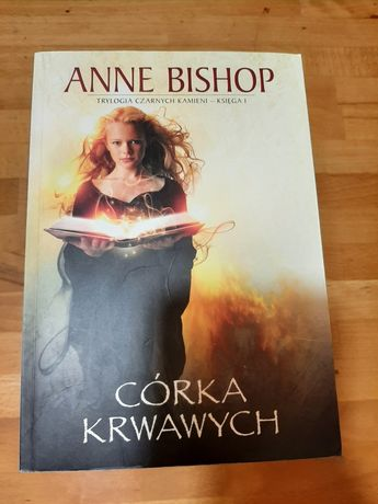 Czarne kamienie Anne Bishop