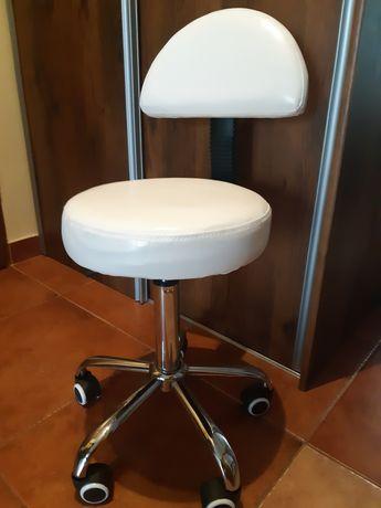 Krzesło fotel kosmetyczny