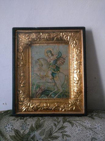 Продам икону Георгия Победоносца
