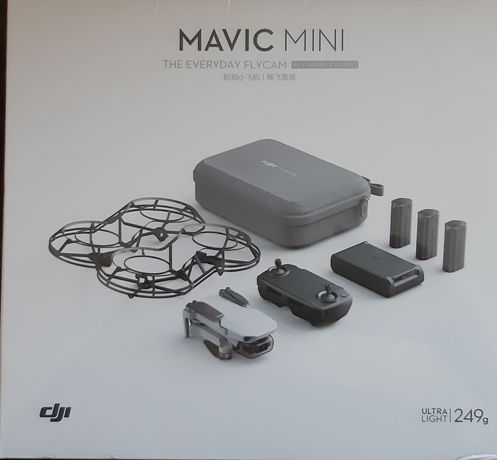 Dron MAVIC MINI fly more combo
