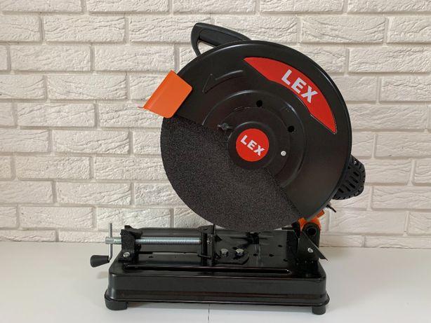 Монтажная пила по металу LEX 8011В : 2900Вт, 350мм - диск