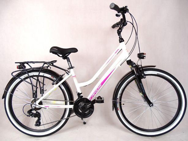 Rower KANDS VENUS PRO dla dziewczynki komunia