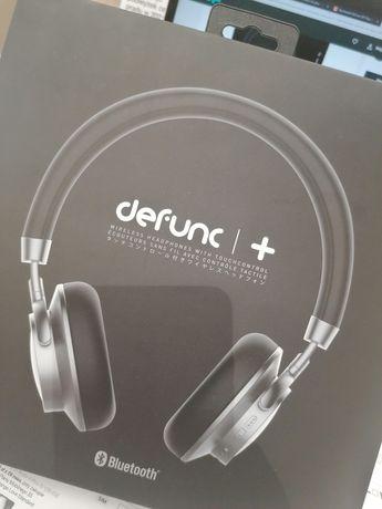 Słuchawki nauszne defunc bt plus gwarancja