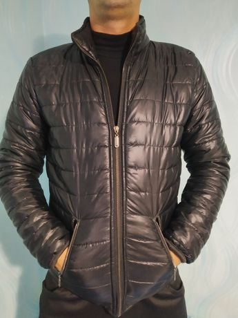 Мужская куртка на теплую зиму