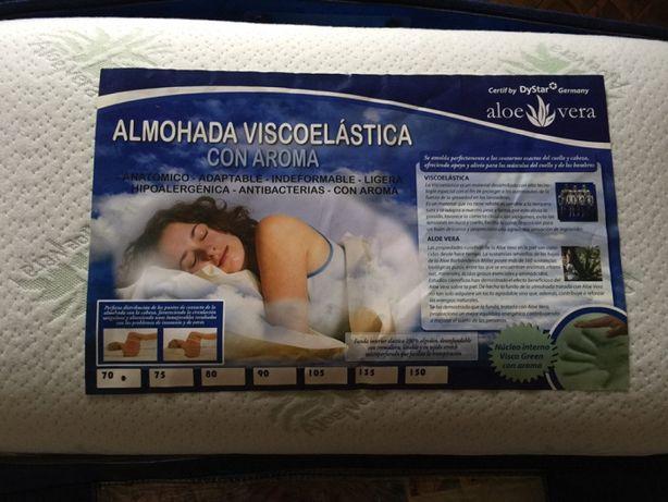 Almofada Nova Anatómica, Hipoalergenica