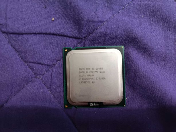 Intel core Quad 8400