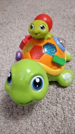 Zabawka intereaktywna żółwik