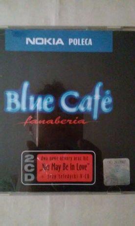 płyty cd-'Blue Cafe'; cena z przesyłką