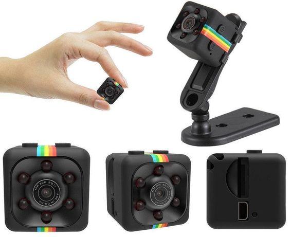 Мини камера видеонаблюдения SQ11