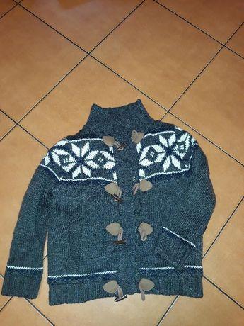 Sweter wierzchni, kurtka przejściowa 128