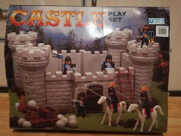 Zabawkowy zamek