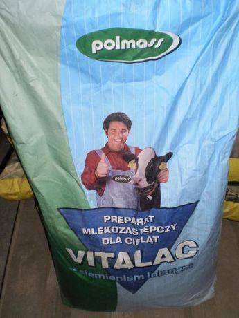 Vitalac z siemieniem 18kg, mleko dla cieląt