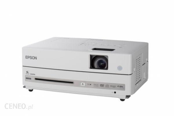 Epson EB-W8D projektor z czynikiem DVD ,HDMI,USB