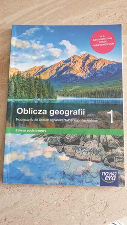 Oblicza geografii, podręcznik do Lo i technikum, zakres podstawowy