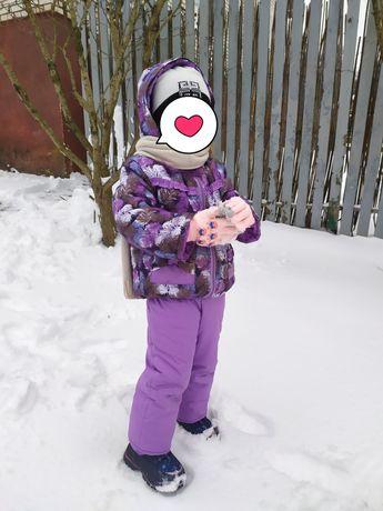 Зимний комплект. Куртка и 2 штанов.