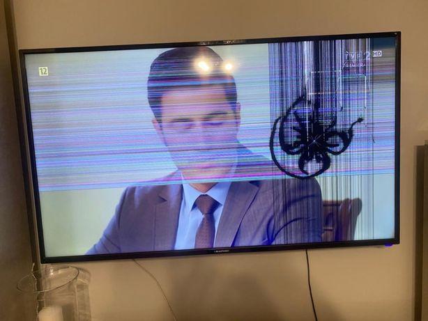 Telewizor BLAUPUNKT 55 cali - uszkodzony