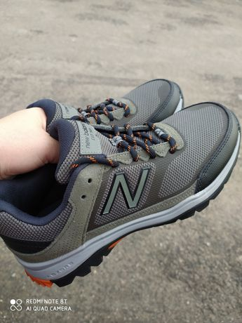 Трекинговые мужские кроссовки Нью Беленс New Balance, стелька 25,5 см