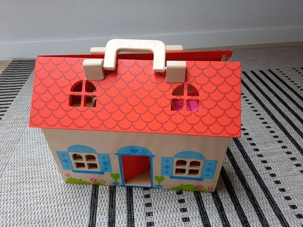 Zabawki domek, kamper, zamek inne