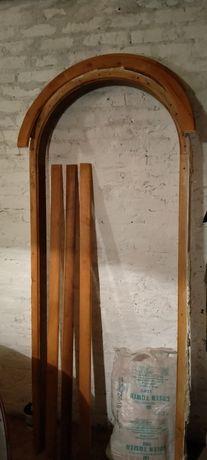 Деревянная арка, ручная работа!