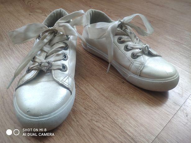 Туфли, слипоны на девочку, стелька 19,2 см