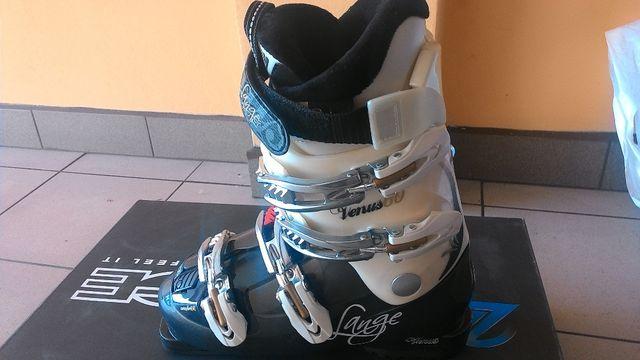 Buty narciarskie, damskie, nowe, Lange